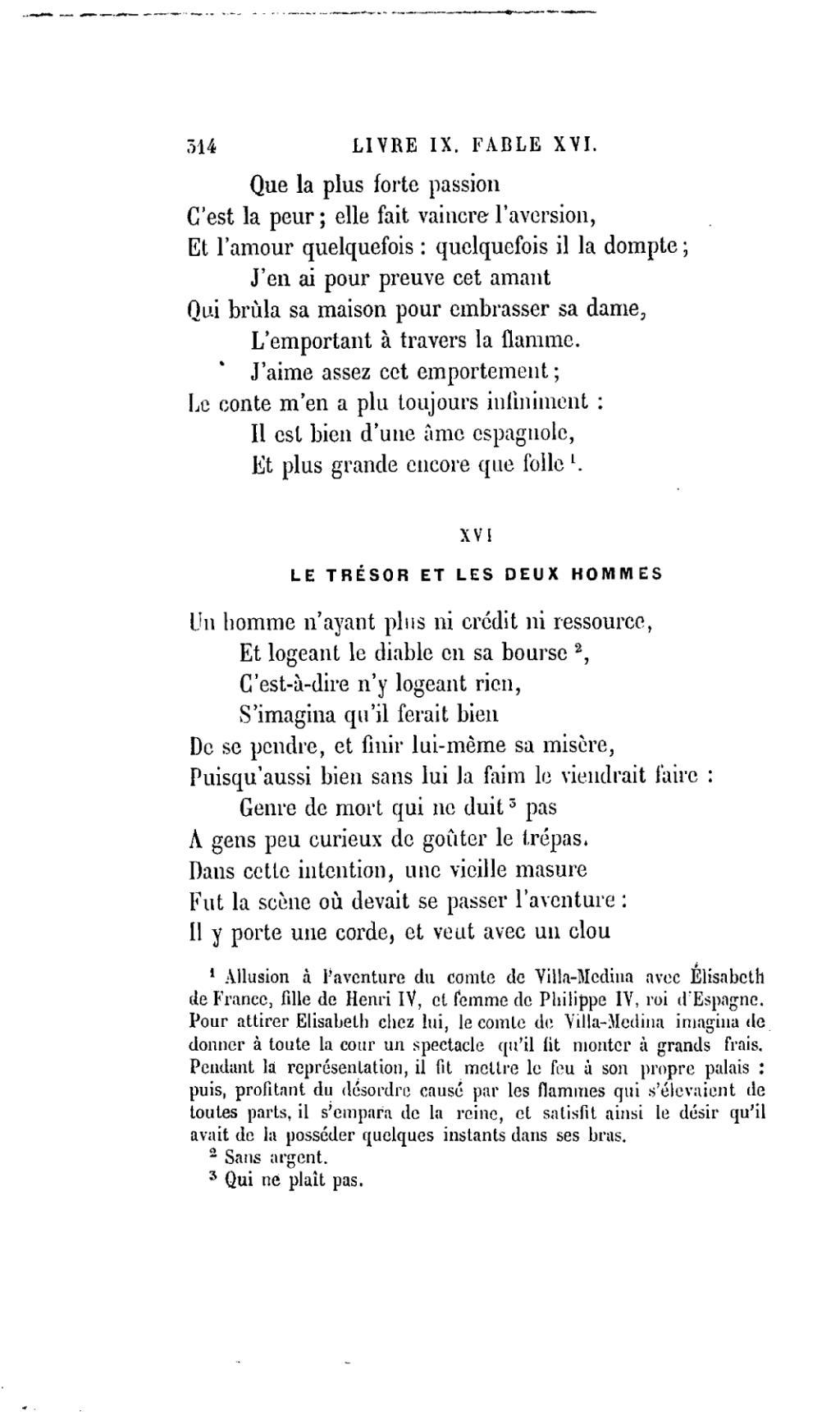 Le Trésor Et Les Deux Hommes : trésor, hommes, Page:La, Fontaine, Fables,, Bernardin-Bechet,, 1874.djvu/340, Wikisource