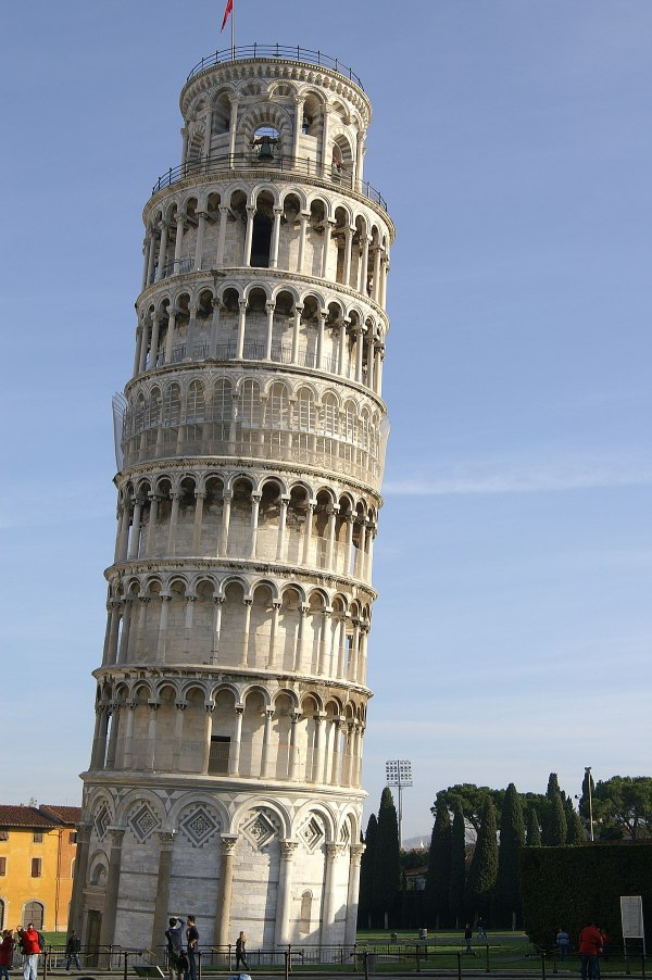 Leaning Tower Of Pisa - Wiktionary