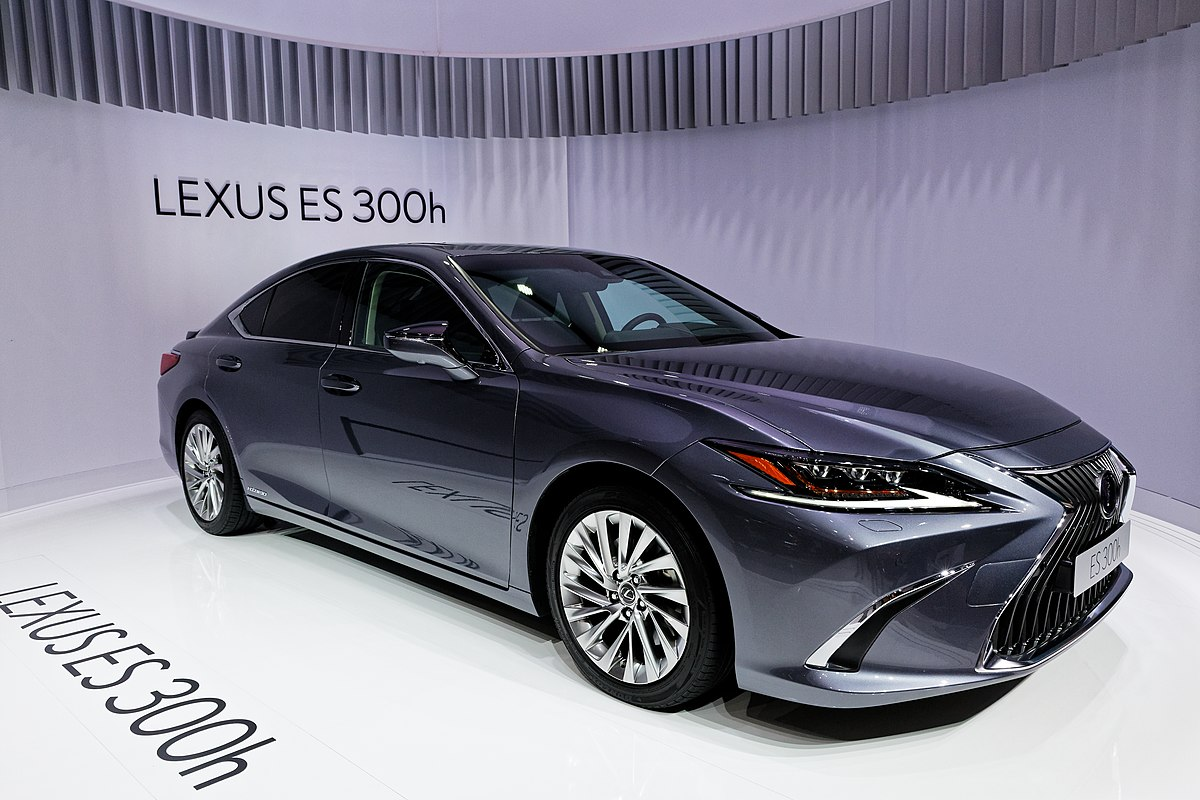 hight resolution of lexus es wikipedia