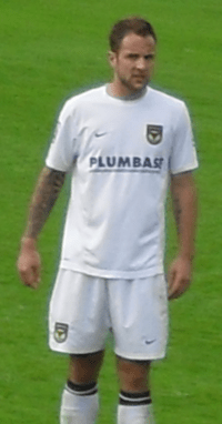 Luke Foster York City v. Oxford United 17-10-09.png