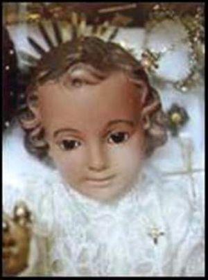 English: BABY JESUS