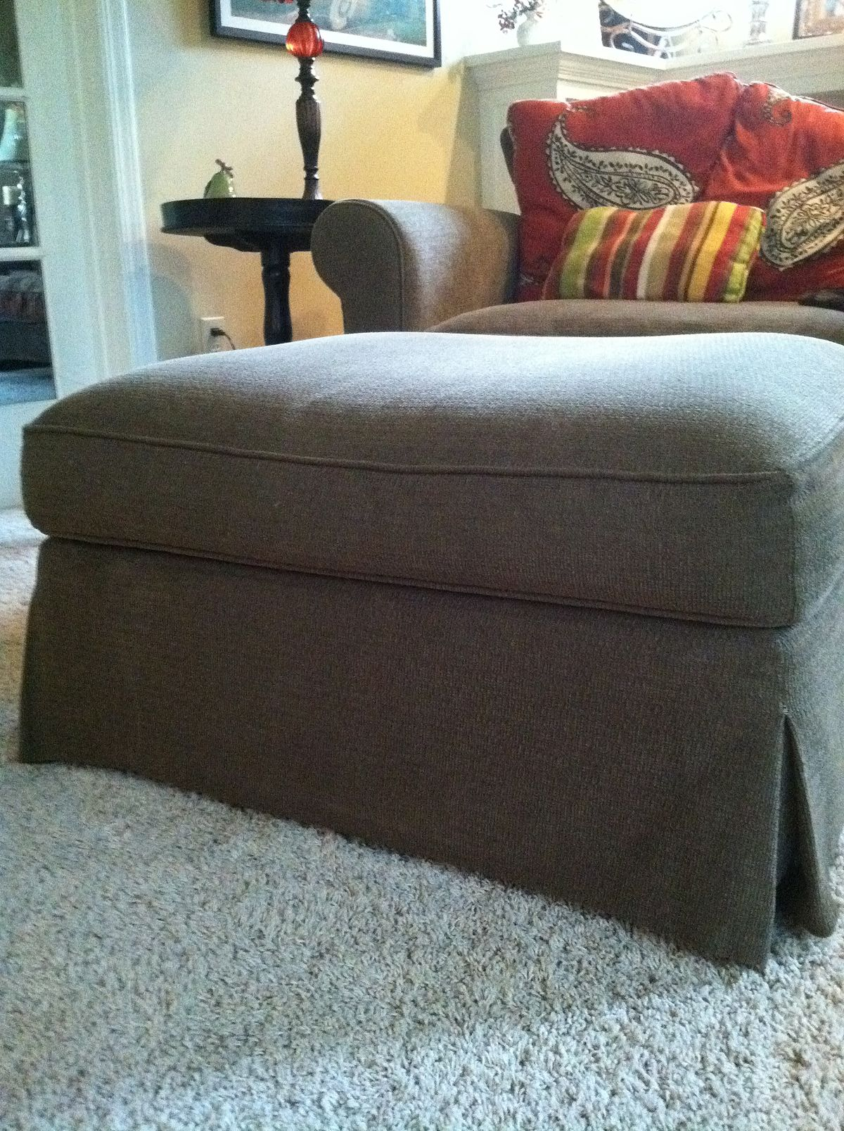 small sofa bed without arms murphy toronto ottoman furniture wikipedia