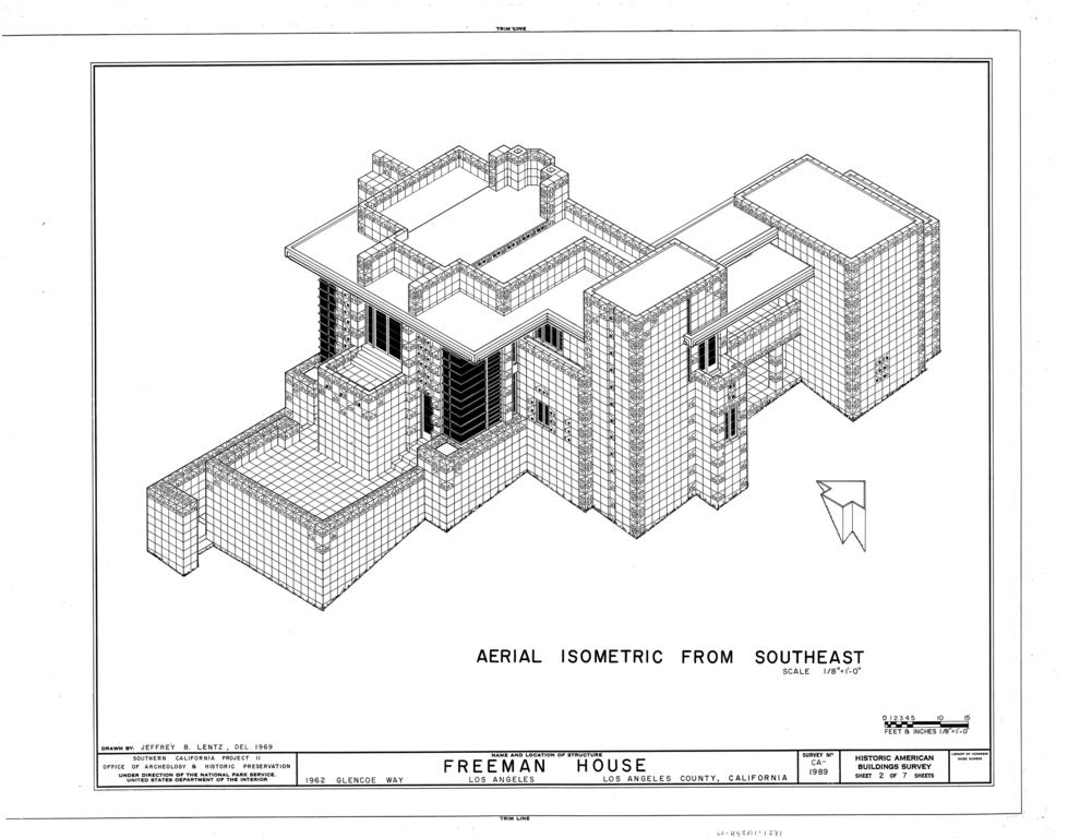 File:Samuel Freeman House, 1962 Glencoe Way, Los Angeles