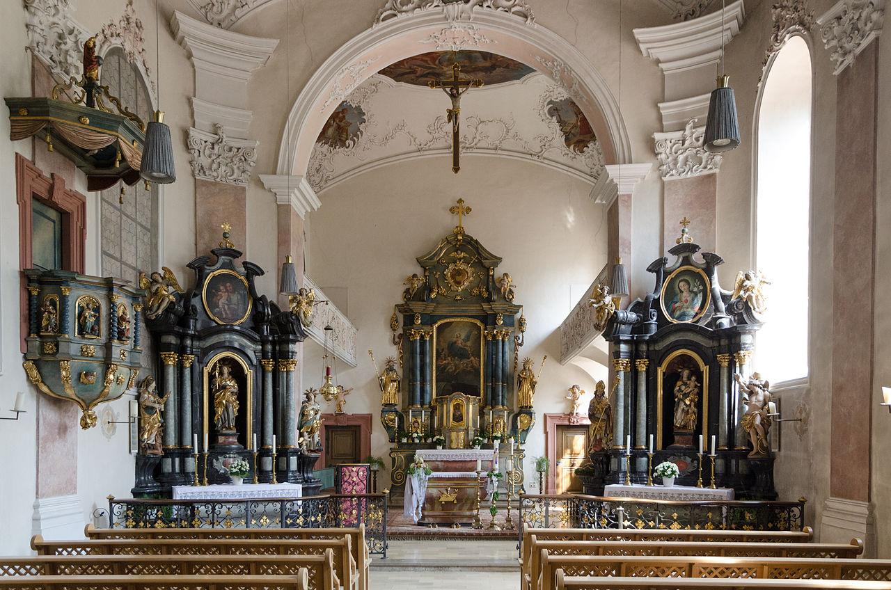 FileSchmerlenbach Klosterkirche003ajpg  Wikimedia Commons