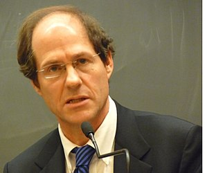 Cass Sunstein Speaking at Harvard Law School