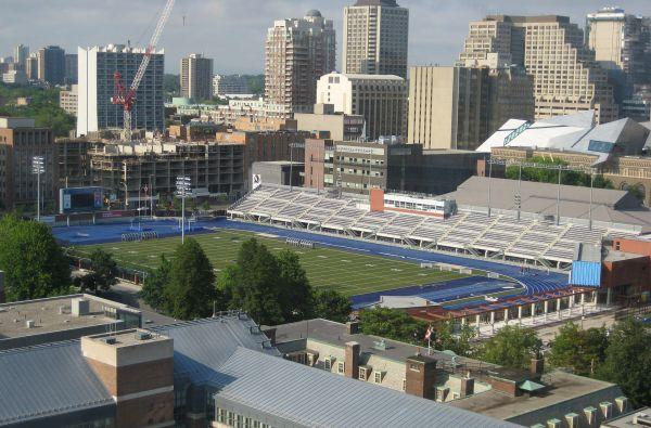 Varsity Stadium - Wikipedia