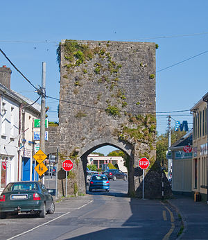 Athenry North Gate 2009 09 13