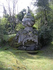 Sacro Bosco  Wikipedia