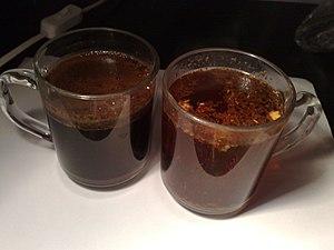 coffee and tee