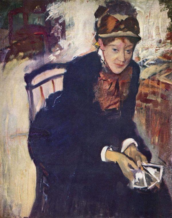 Ritratto Di Mary Cassatt - Wikipedia