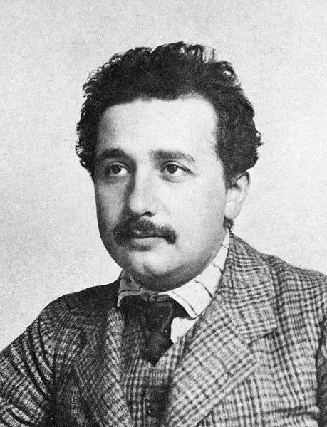 Albert Einstein c. 1904