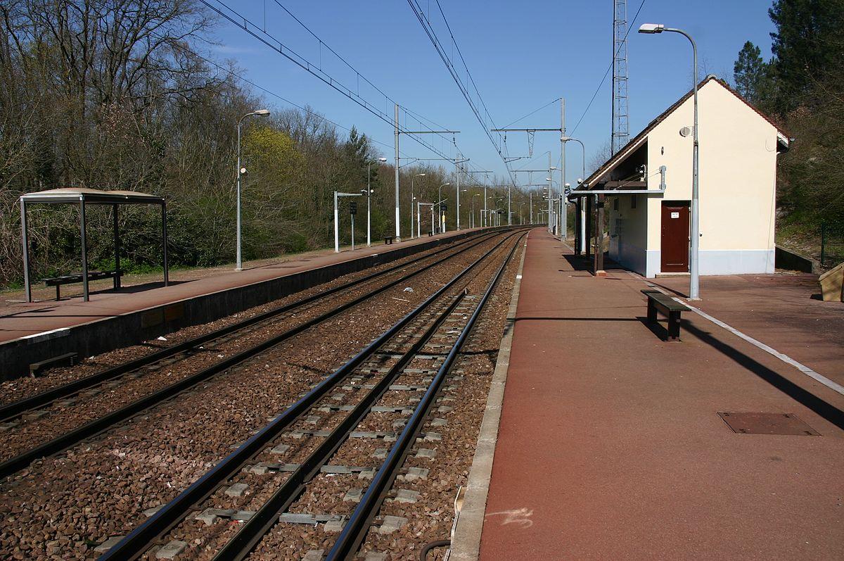 Gare de Buno - Gironville — Wikipédia