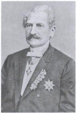 Gustav Heine von Geldern.