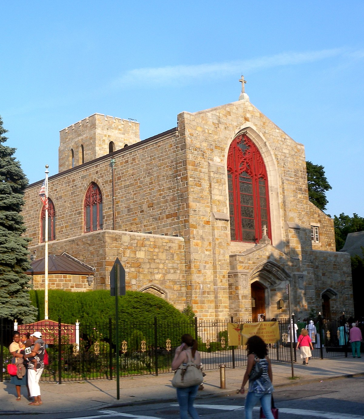 Church of the Holy Innocents Brooklyn New York  Wikipedia