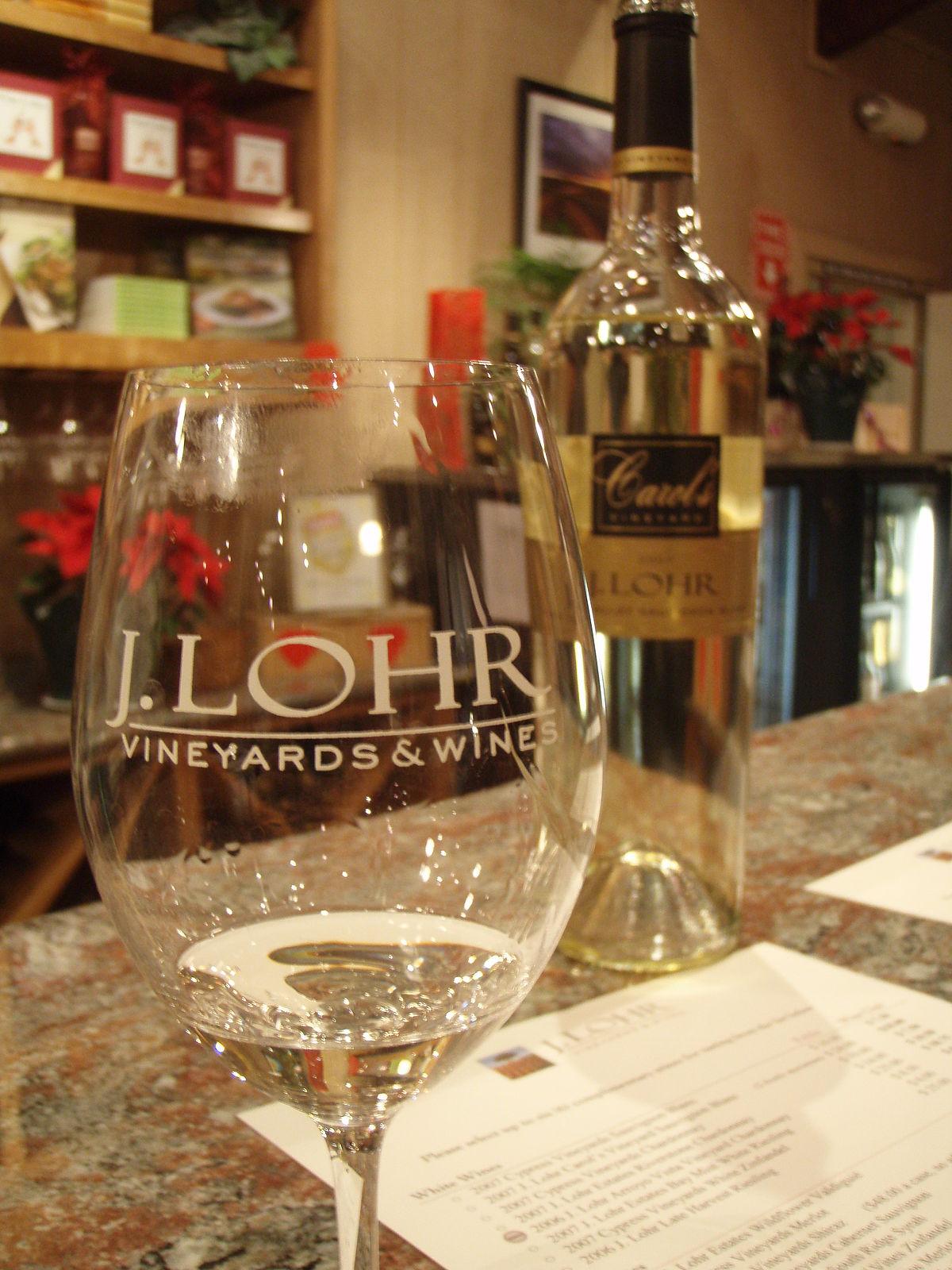 J Lohr Vineyards and Wines  Wikipedia