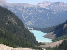 Lake Louise Alberta Wikipedia Wolna Encyklopedia