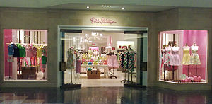English: Lilly Pulitzer store at the Gardens M...