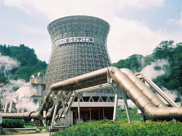 Geothermal Energy Power Plants - Year of Clean Water