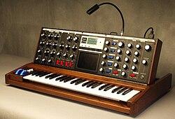 Moog Synthesizer Wikipedia
