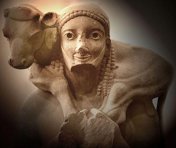 Moschophoros - The Calf Bearer