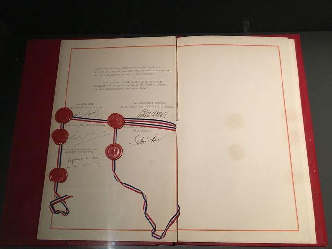 1963 Elysee treaty
