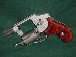 English: Smith & Wesson Model 642 .38 Special ...