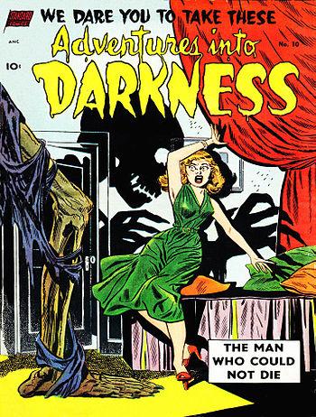 Adventures into Darkness: Horror stories