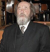 Image result for Solzhenitsyn
