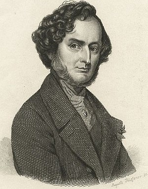 English: French Romantic composer Hector Berli...