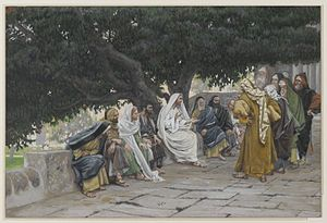 Brooklyn Museum - The Pharisees and the Saducc...