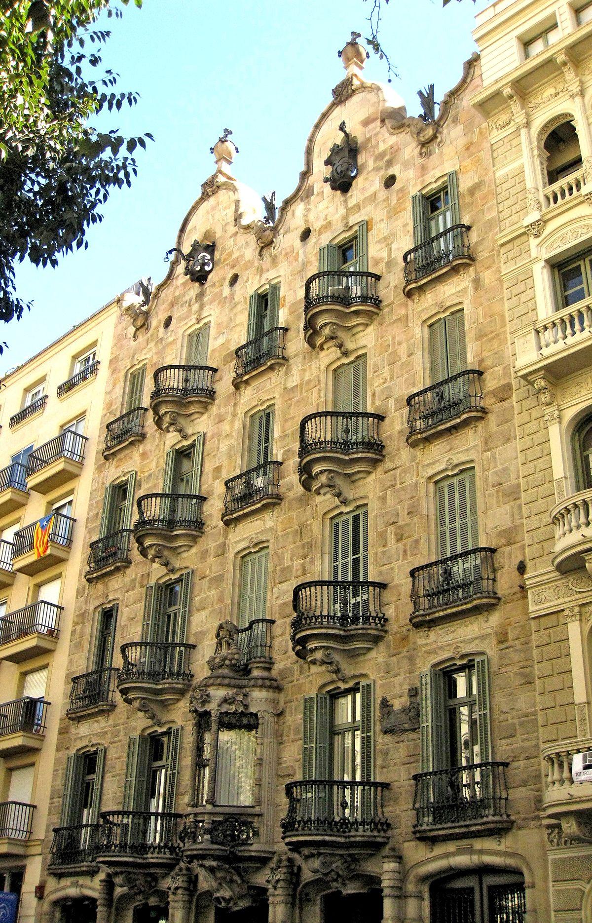 Casa Calvet  Wikipedie