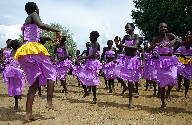 File:Cultural celebrations resumed with the end of the LRA conflict in Northern Uganda (7269658432).jpg