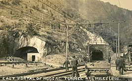 Hoosac Tunnel  Wikipedia