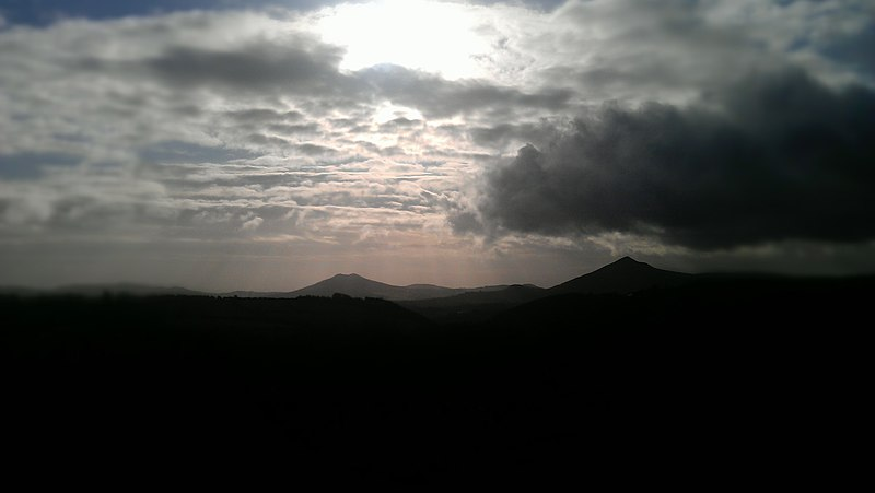 File:Great Sugar Loaf, Wicklow Ireland.jpg