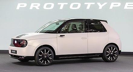 Honda Ev Concept Wikiwand