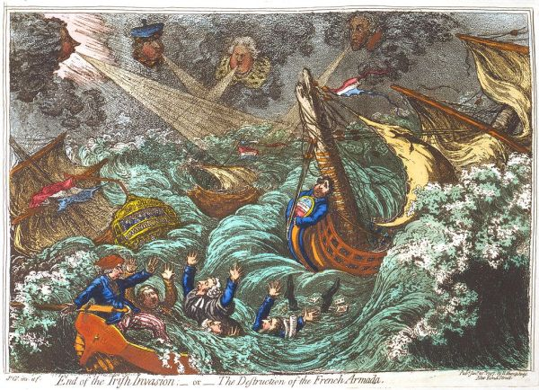 ирландская экспедиция