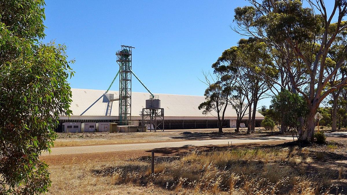 Grain storage structures in Western Australia  Wikipedia