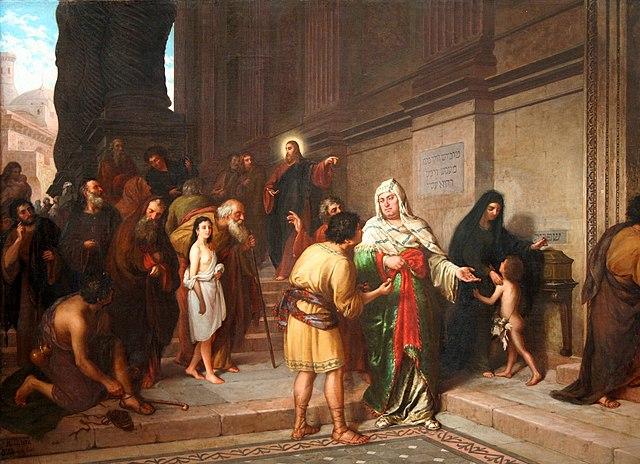 O óbolo da viúva, av João Zeferino da Costa