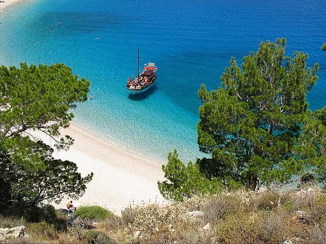 File Karpathos Apella Beach Jpg Wikimedia Commons