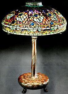 Lampe Peacock  Wikipdia