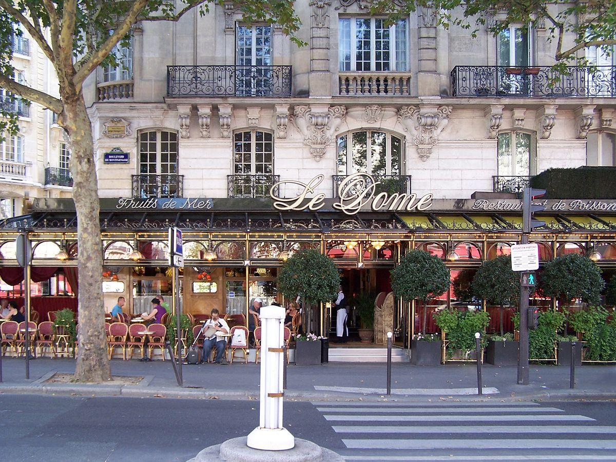 Le Dme Brasserie Wikipdia