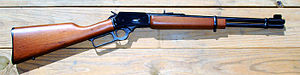 English: Model 1894C in .357 Magnum with 18½&q...