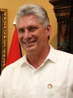 Miguel Díaz-Canel