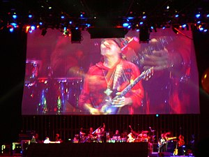 Carlos Santana no Rock in Rio Lisboa 2006