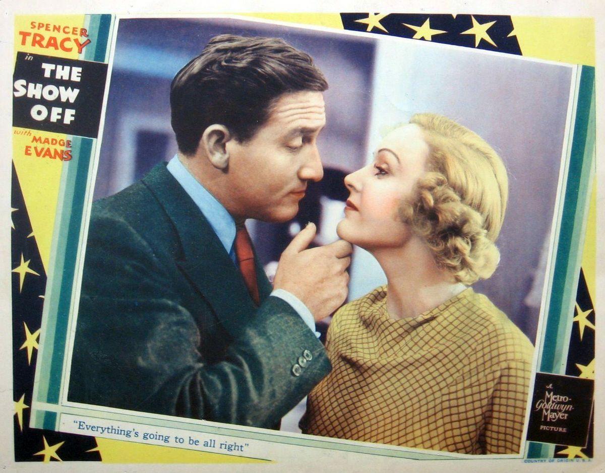 The ShowOff 1934 film  Wikipedia
