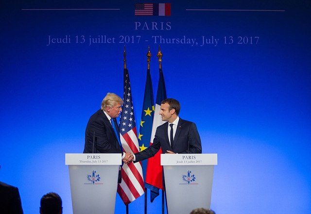 File:Trump and Macron II July 2017.jpg