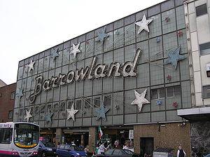 English: The Barrowland Ballroom in Glasgow, S...