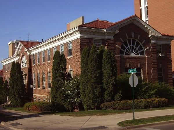 University of Wisconsin Madison Engineering