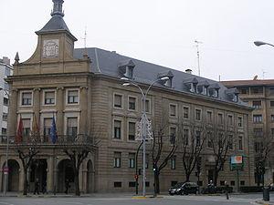 Español: Delegación del Gobierno en Navarra (P...