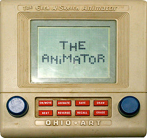 The Etch A Sketch Animator